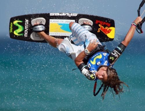 Il kitesurf contro la depressione degli adolescenti