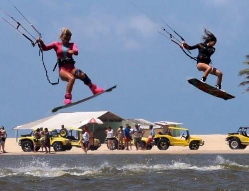 Kitesurf, Right of Way