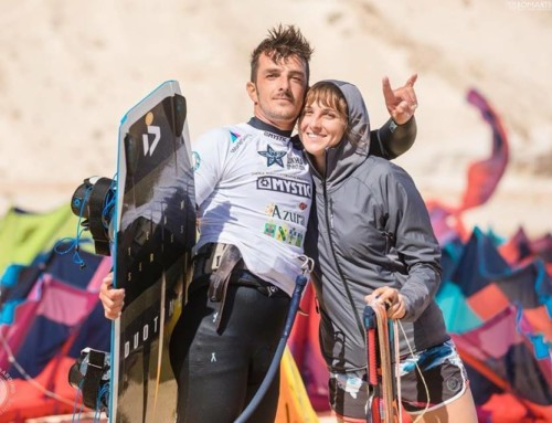 Mondiale Kitesurf , conclusa la prima tappa a Dakhla